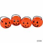 Halloween Small Pumpkin Basket