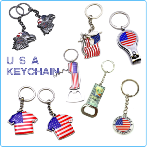 USA Key Chain