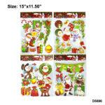 Christmas 3D Sticker
