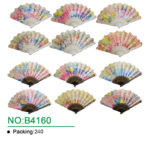 Hand Fans Assorted Color