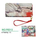 Fashion Wallet NYC Printed