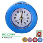 Alarm Table Clock Assorted Color 3.65