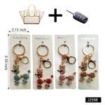 Fashion Diamond Key Chain