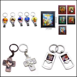 Religion Key Chain