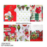 Christmas Table Cover Square 59